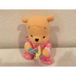 Mini Baby Cupid Pooh Plush