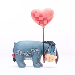 Eeyore with Heart Balloon...