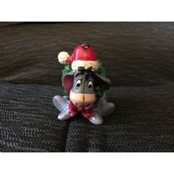 Santa Eeyore with Wreath...