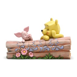Jim Shore Pooh & Piglet by...