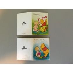 Vintage Pooh Cards
