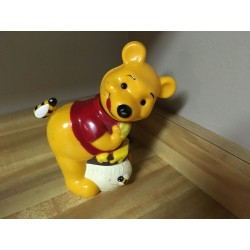 Vintage Pooh Musical Crib Toy