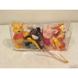 Set of Squeeky Bath Toys