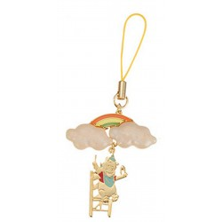 Pooh Cell Phone Dangler Charm