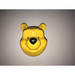 Pooh Head Magnet