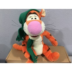 Christmas Stuffed Tigger Plush
