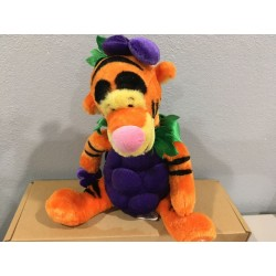 Grapes Stuffed Tigger Plush