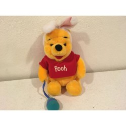 Pooh with Easter Bunny Ears