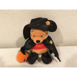 Halloween Witch Pooh Beanie
